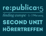 re:publica 15 - FINDING EUROPE