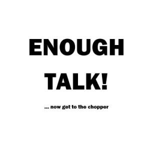enough-talk